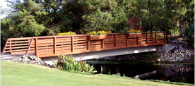 Foxfire Country Club Bridge